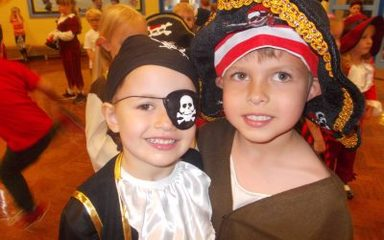 More Pirate Day fun!