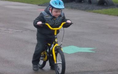 Brilliant biking