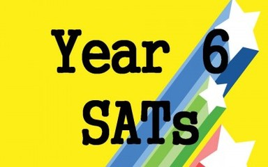 SATs information for Year 6 parents.