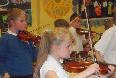 Violin Showcase!