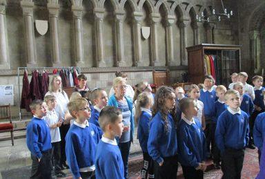 Durham Cathedral Visit