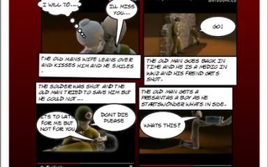 Creating Comic Strips