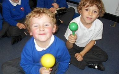 Great Golden Time in Nightingales classroom