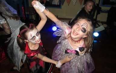 Halloween Disco – Years 4, 5 and 6