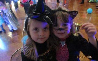 Spooky fun at Early Years' Hallowe'en disco