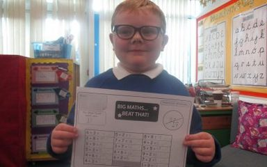 Owls Big Maths Challenge Mathematician
