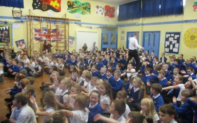 Whole School Christmas Sing Along