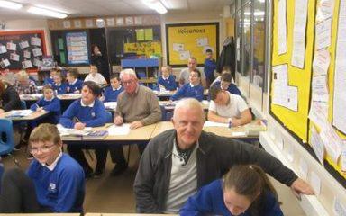 Maths Parent Workshop in Beeches