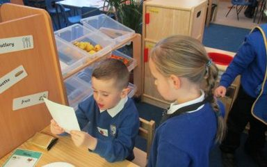 The Healthy Eating Cafe opens in the Ladybirds