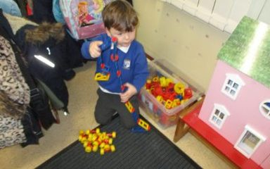 Creative Activities in Nursery