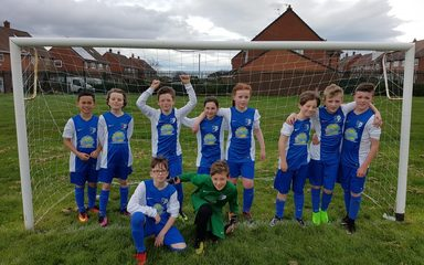 Year 5 through to the final.