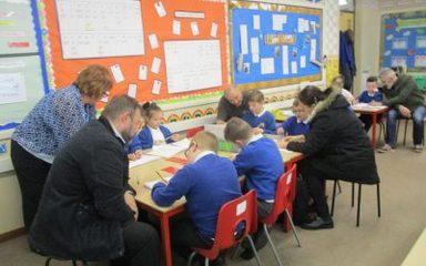 Marvellous Maths in Bluebells