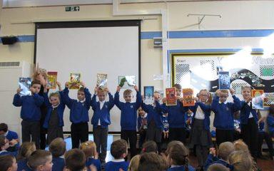 World Book Day Winners!