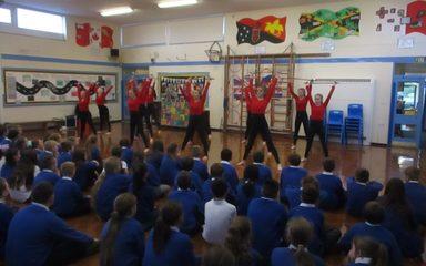 Heworth Dance Performance