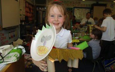 Dinosaur Parent Workshop
