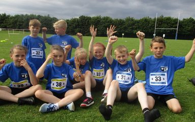 Amazing Quadkids Team at the Gateshead Finals