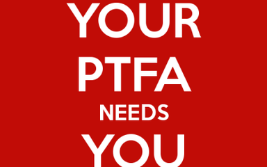 PTFA ANNUAL GENERAL MEETING 5th JULY 2017 4.30PM