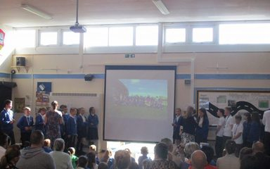 Amazing Achievements in the Sports Assembly