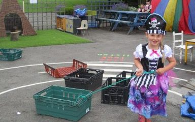 Reception Pirate Day