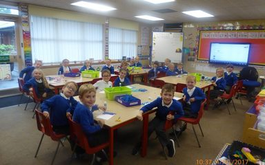 Transition Week in Year 2