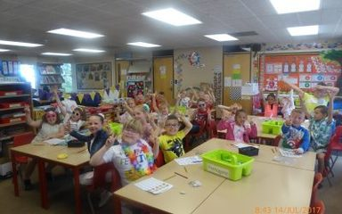 Peace and Love in Year 2