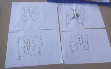Brilliant Butterfly helps grow the Brain!