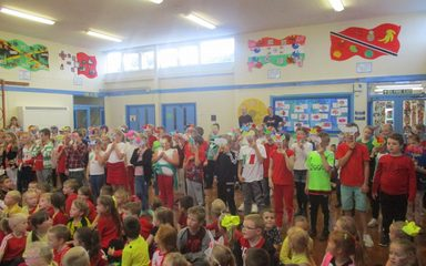 European Day of Languages in LKS2