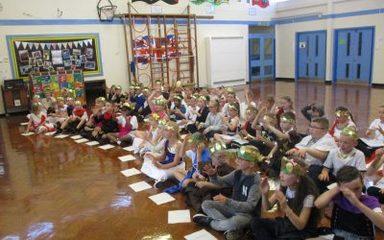 Roman Day in LKS2