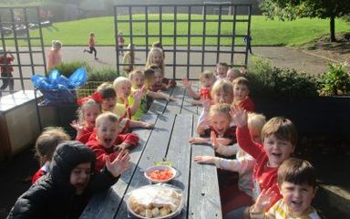 Ladybirds Celebrate the European Day of Languages