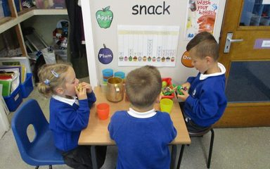 First Days in Reception