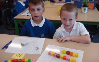 Marvellous maths in Robins