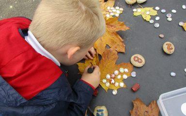 Autumn Maths in Reception