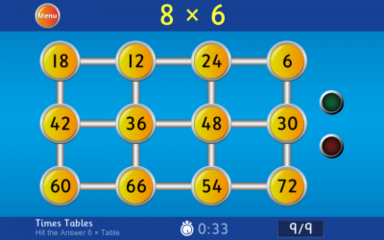 Times Table Games!