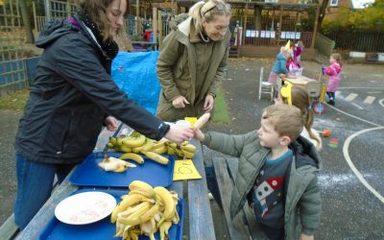Reception Go Bananas!!!!