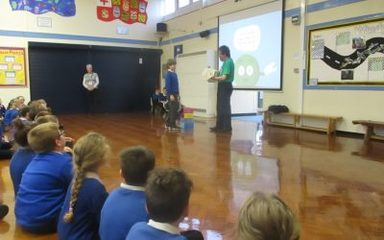'Speak Out, Stay Safe' NSPCC workshop Years 4,5 and 6