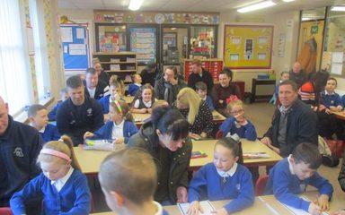 Snowdrops Marvellous Maths Workshop