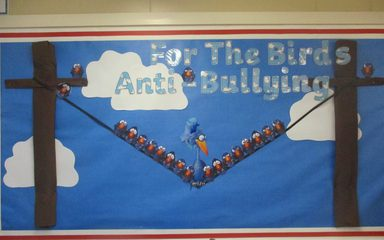 For the Birds Anti-Bullying
