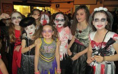 Devilish Halloween Disco!