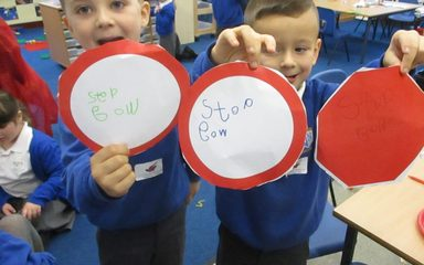 Road Safety in the Ladybirds