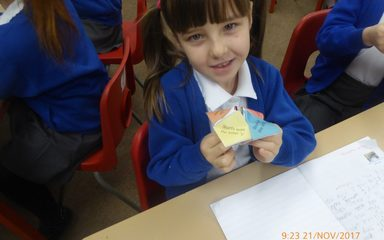 Days of the Week Fortune Tellers!