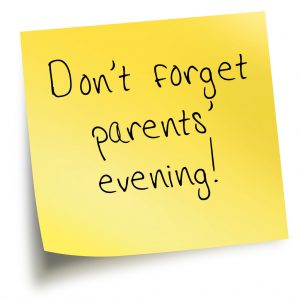 Nursery Parents Evening