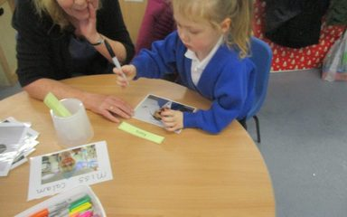 Nursery Parent Session