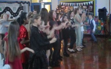 UKS2 Xmas Party!