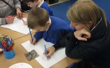 Ladybirds' Drawing Afternoon
