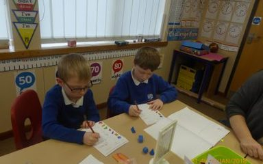 Investigating Shapes in Year 2