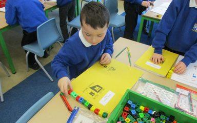 Measuring maths