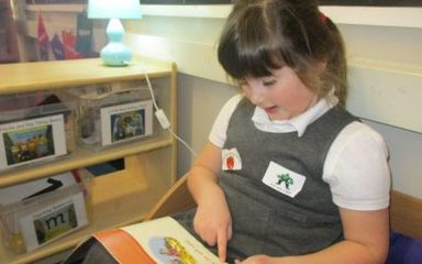 Ladybirds are Reading