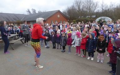 Zumba! Remembering Mrs Greaves