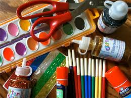 Nursery parents craft session