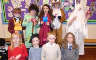 World Book Day (better late than never!)